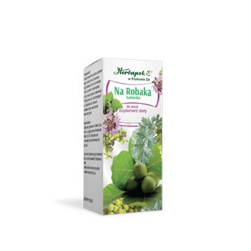 Dary Natury Herbata Pasożyty Eko 25x2g