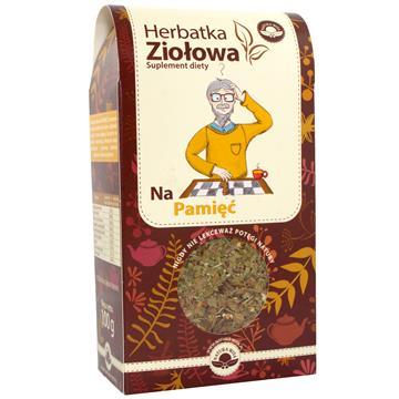 Natura Wita Herbata Dzika Róża 100G Z Ziołami
