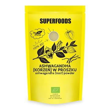 Aura Herbals Ashwagadha KSM-66 korzeń 500mg 30 kap