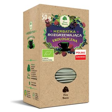 Dary Natury Herbatka Body line Eko 25X2G