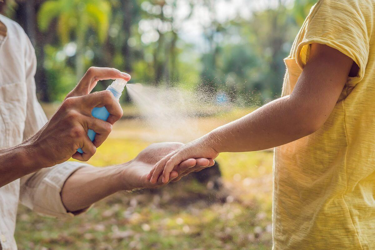 Naturalne sposoby na komary i kleszcze