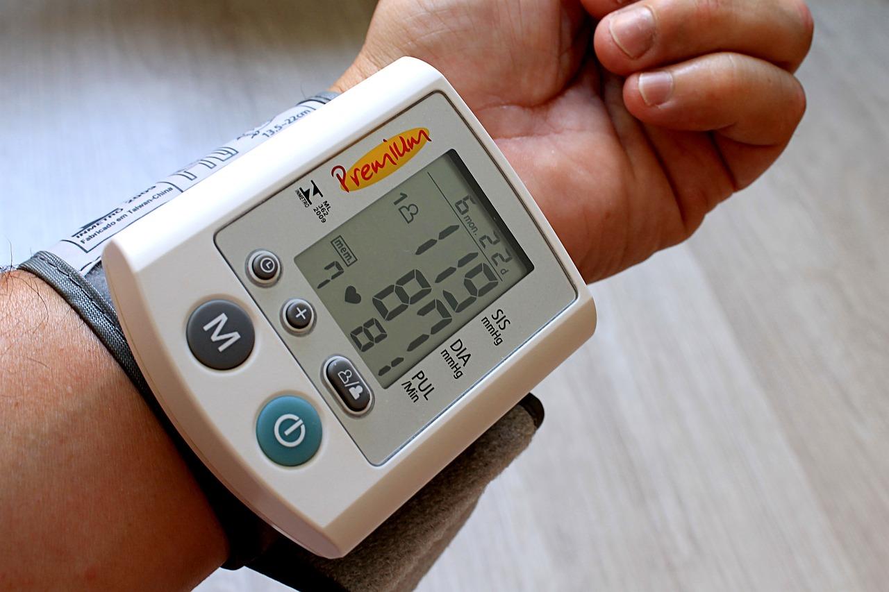 Sposoby na nadciśnienie